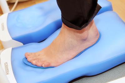 bilan posture semelles orthopédique