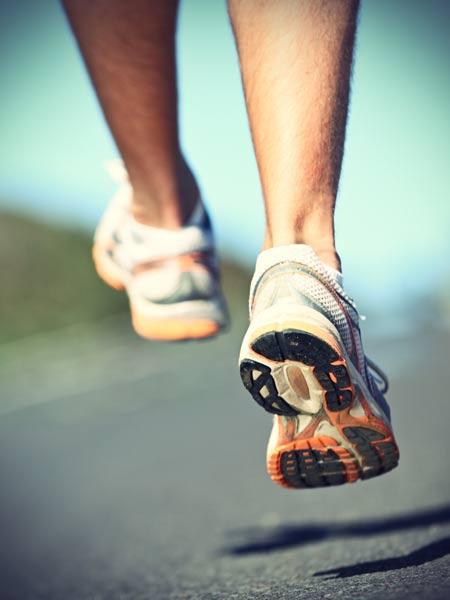 semelles course à pied