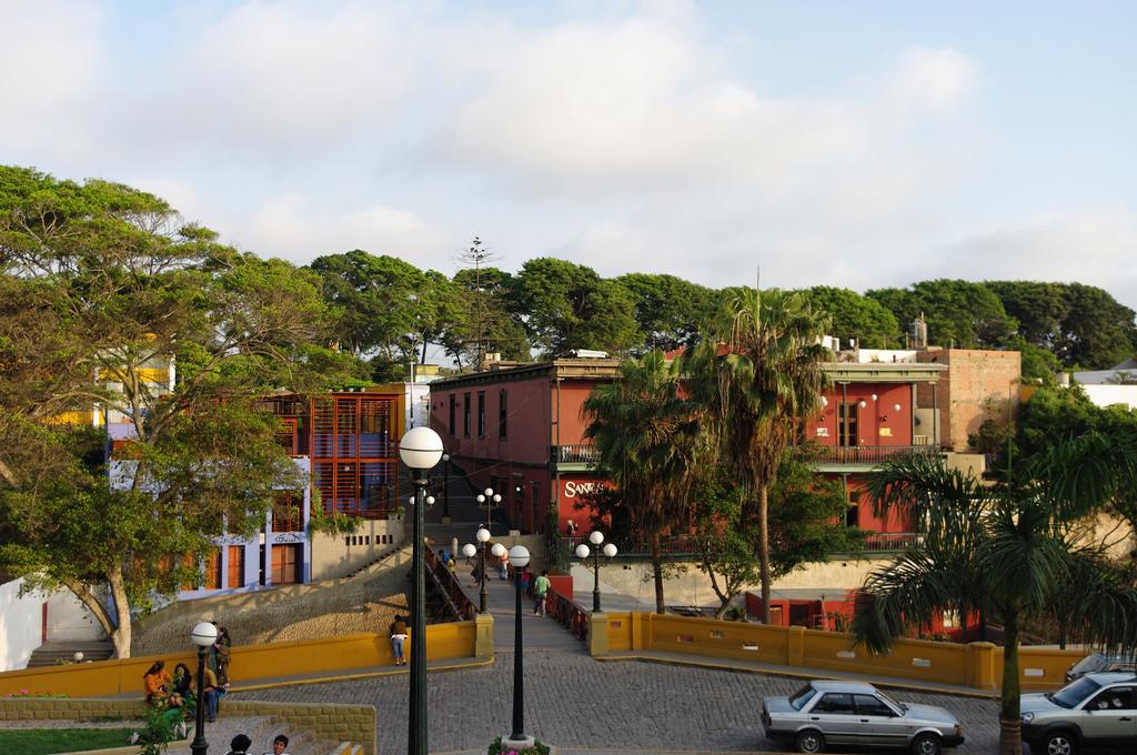 Barranco - Voyage
