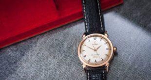 acheter montre de luxe aux enchères