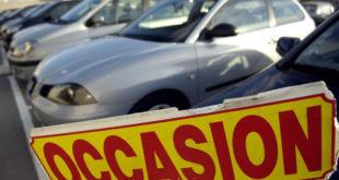 vendre voiture d'occasion à particulier