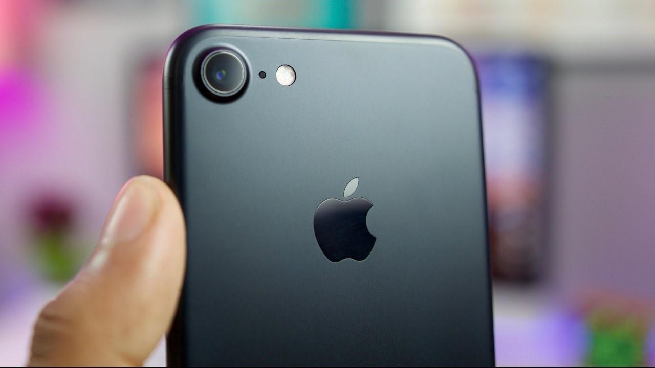 Comparatif entre l'iPhone 7 et l'iPhone 7 Plus
