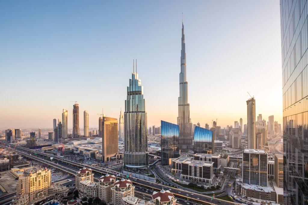 Dubaï destination touristique
