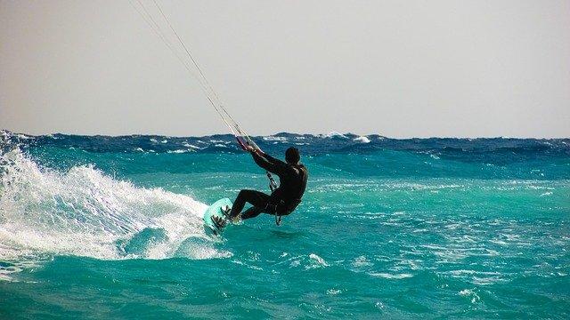 Kitesurf - définition et présentation