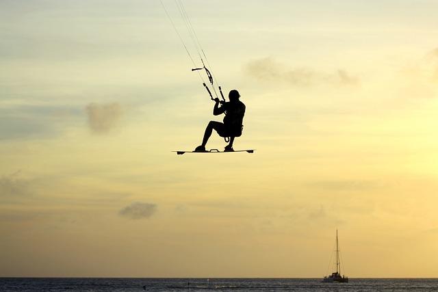 quel matériel pour le kitesurf