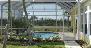 avantages d'installer un abri de piscine plat