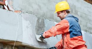 Faire des travaux de ravalement de façade