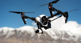 Prise de vue aerienne par drone