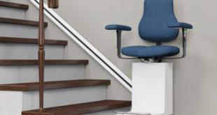 Les chaises d'escalier